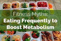 comer freq.para um melhor metabolismo