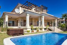 REAL ESTATE ON THE COSTA DEL SOL / Featured properties on the Costa del Sol from the leading Estate Agents, making life easier for you.