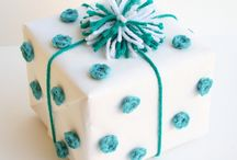 Gift Wrapping / by Vanessa Humes Johnson