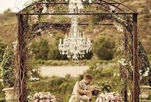 Wedding ideas / by Jessica Pentecost
