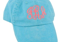 Monogram Ideas, I can do this! / by Sandy Hobson