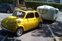 European trailers / old european trailers, from all countries, for people who like caravaning at the origin