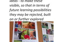 Early Years-Displays & documentation