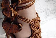 sandálias,sapatos e bolsas