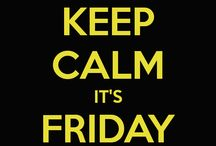 Yes,it is Friday!