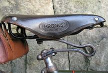 Fancy bicycle details