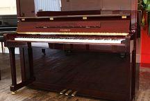 Feurich Upright Pianos / Feurich Upright Pianos