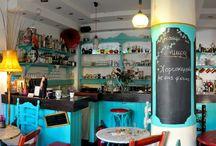 παραδοσιακο καφενειο/ tradiotional greek cafe