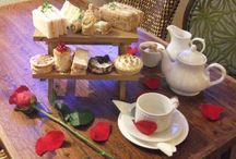 Afternoon Tea at The George!