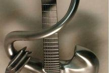 alien gitaar
