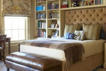 Bedrooms reimagined / Ideas for revamping bedroom design / by Mitzi Levens
