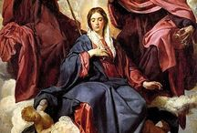 pinturas de la virgen
