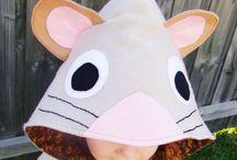 Gruffalo's mouse costume