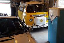 garage klein / garage