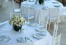 Wedding Reception - Set up