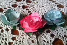 Wsuwki z kwiatkami