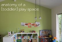 Playrooms / Play room ideas for my Lavikins