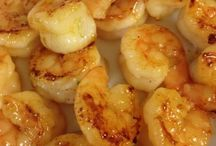This scampi happening / Seafood recipes  / by Tiffany Martin