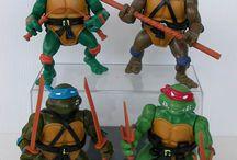 Ninja turtles / by Matt jacobs