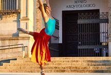 A stroll through dance / My ballet street photography