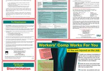 Work Compliance / by Health & Fitness Posters