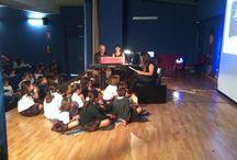 Escuela de Música Antana / Presentación de nuestra escuela de música Antana y sus actividades extraescolares