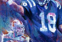 Peyton  / Football Great / by Steve Edington