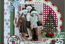Scrapbooking Christmas / Winter