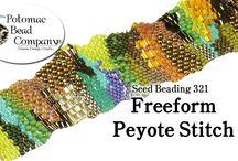 peyote freeform