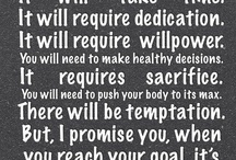 Work out mantras