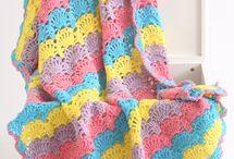 fiesta afghan crochet blanket