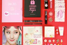 Korean cosmetics & skincare