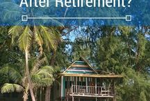 Retirement Destinations / Planning your retirement now? For those who want to retire early, are retired, or are planning for future retirement, here are some frugal and beautiful retirement destinations!