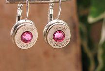 Pink Jewelry / Breast cancer awareness jewelry