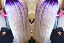 Hair Cut & Colour
