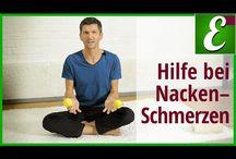 Nacken-Schulter