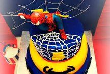 Spiderman Party / #Spiderman #Cake #tortedecorate #castelliromani #partypersonalizzati #genzanodiroma www.torteamorefantasia.com