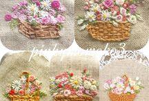 kranjang bunga