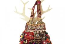 Bohemian Bag Art