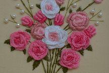 Örgü çiçekler ( Knitting Flowers ) / El örgüsü  çiçek ( hand-knitted flowers) İNSTAGRAM  :  @yun_dunyasi  WHATSAPP   :  0530 150 39 26