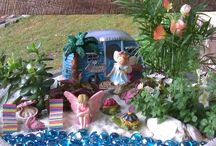 Fairy garden / by NI