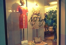 MyLoft Vintage / My loft Vintage is a vintage clothing and accessories shop. We research rarity wear for you!