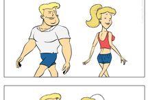 karikatur & kartun story
