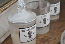 L I F E S T Y L E / Candles and home fragrances