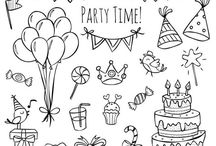 Doodles party