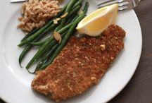 Walnut and Lime Crusted Chicken Recipe