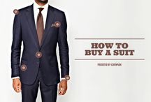 Professional Dress for Men / Dress for success on health professional school interviews