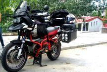 My bmw 1150 Adv