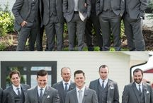 Groom & Groomsmen / All about the guys.