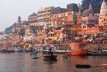 Voyage au Rajasthan, Khajuraho et la rivière du Gange